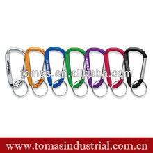 venta caliente de aluminio mosquetón venta al por mayor