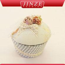 Delicate mini Delicate colors Cupcake Boxes Transparent Cake Box