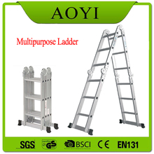 EN131 escalera plegable de aluminio
