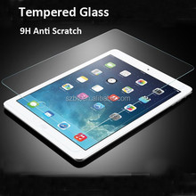 0.26mm 9H ultra clear shatter-proof tempered glass screen protector for ipad air2