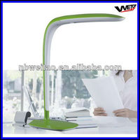 LED touch dimmable home office desk table reading light/lamp