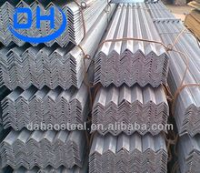 China Supplier Carbon Steel Angle Iron / Black Iron Angle Steel