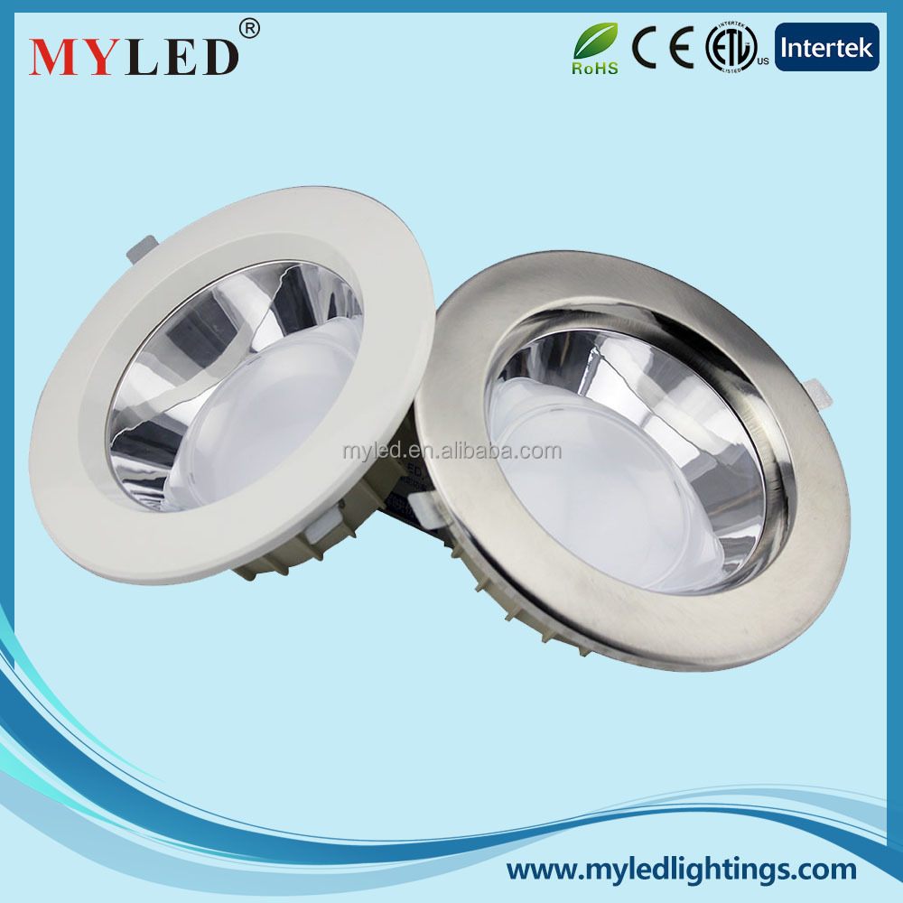 wholesale led recessed down light 25w for home size 6 inch