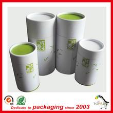 Most popular decorative paper tea tin for bulk tea or tea bag