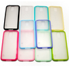 Colorful tpu bumper pc case for samsung s5, cell phone case s5