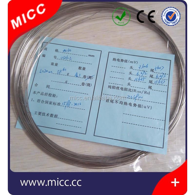 R Platinum-rhodium Wire,R Type Thermocouple Bare Wire,Pt-rh ...