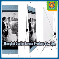 Standard X Banner Display Stand, Car Show Display Stand