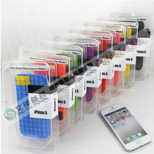 silicone cover for apple iPhon5/5s/5c