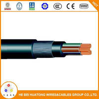 PVC 600/1000V armoured cable gland sizes