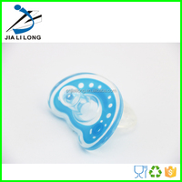 Direct manufacturer silicone pacifier clip/silicone baby nipple