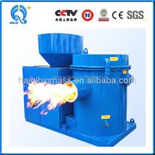 industrial boiler economizer biomass wood pellet burner
