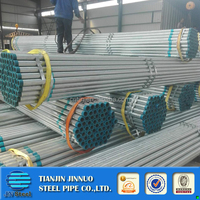 "1"" 1.5"" 2"" 3"" 4"" 5"" 6"" standard length of galvanized welded steel pipe"