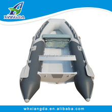 8' to 12' aluminum rigid hull inflatable boat manufacturers