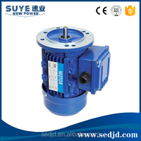 Light Weight 380v 50Hz Motor Al Body Ms Series Mini Electric Fan Motor