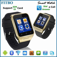 Global Popular Wifi / GPS / mtk6572 FTB21 android 2015 smart watch