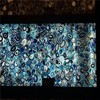 Luxury marble wall tile blue agate