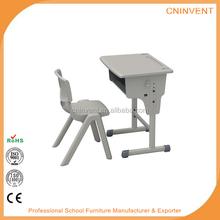 School furniture set for sale single wooden school furniture