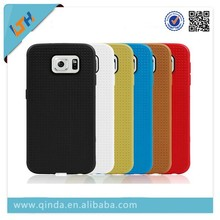 New Coming! Hot Selling 2015 Newest Cheap and Good Factory Wholesale Silicon Back Cover Case For Samsung Galaxy S6/S6 EDGE