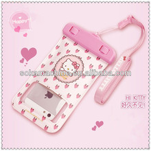 2014 new promotion gift cute mobile phone pouch