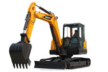 Commonly used in Asia 55c-9 small excavator
