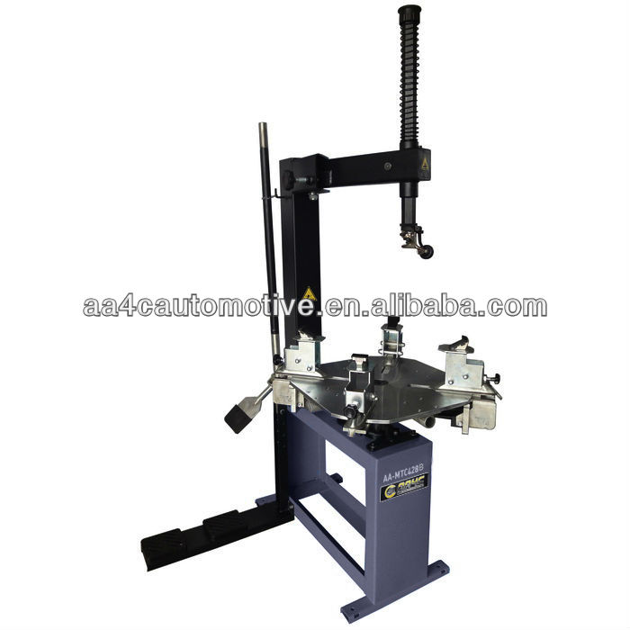 motorcycle tire changer machine
