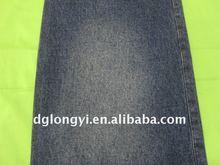 2012 new spandex slub cotton wash denim fabric for jeans