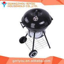 2015 hot sale portable smokeless Charcoal Barbecue Oriental Grill