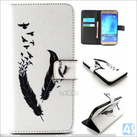 Factory Price Mobile Case For Samsung A8, Wallet Leather Mobile Phone Cover For Samsung galaxy A8