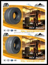 High performance but cheap truck tyres
