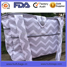 2015 hot Muti-function baby nappy changing travel diaper bag for mummy
