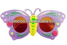 NEW Cartoon animals Glasses Kids Favorite Foam Art 3D EVA Craft DIY Kits Child Educational Toys