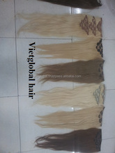 Tic tac hair- clip in hair extensions in Viet Nam.