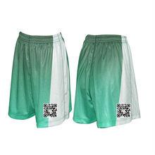 OEM Custom Sublimated Basketball Uniform Basketball Shorts