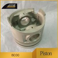 EX60-2 Nissan engine parts BD30 96mm diesel engine piston 12010-54T01/12010-54T00