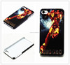 Cheap deal high quality Iron man design cell phone case cover skin for iphone 4 4g 4s case