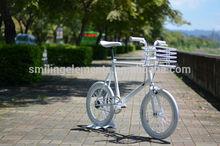 "Taiwán hecho costumbre"" bmx"" 20 pulgadas llantas mini bici"