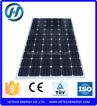 china factory supply solar panel price list for 230w monocrystalline solar panel