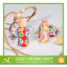 Best seller type factory price mini car perfume bottle for air freshener for car
