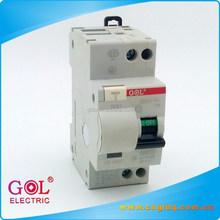 DS941 ZheJiang Wholesale Resin 2 pole earth leakage circuit breaker