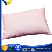 neck wholesale 100% polyester white cotton knit pillow cases