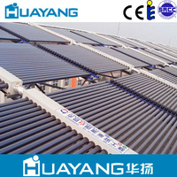 High pressure heat pipe solar collector ,swimming solar pool heater
