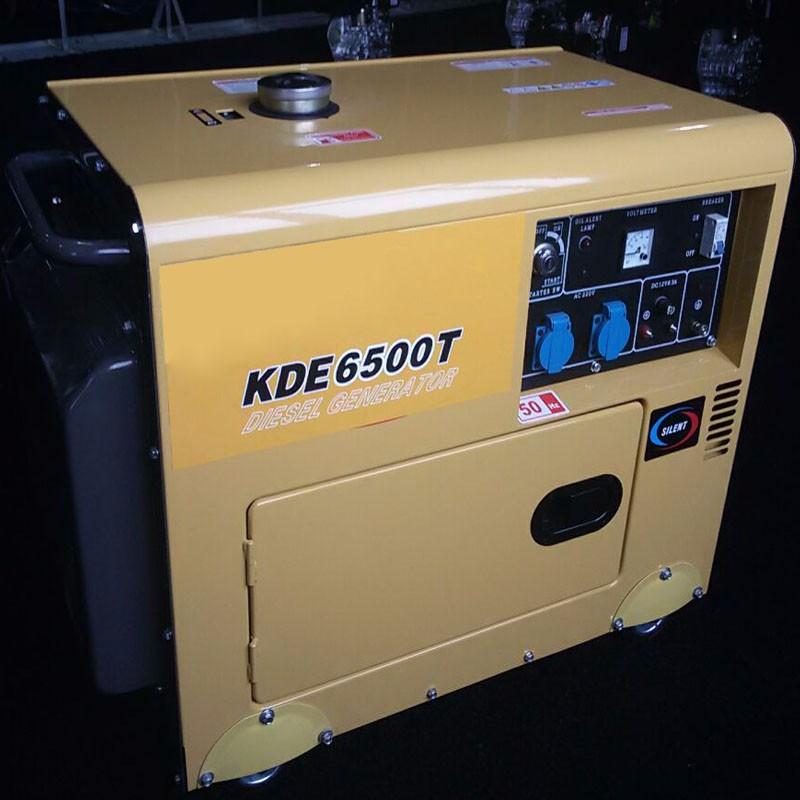 K186f 5kva silencieux ac phase unique 220 v diesel for Combien coute un groupe electrogene