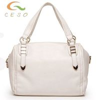 Handbag 2014 popular design new fashion vinyl clear pvc tote bags