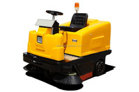 high quality gas powered broom sweeper