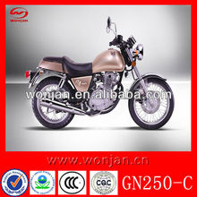 best seller classic 250cc cruiser motorcycle with EEC /cruiser bike motorcycle (GN250-C)