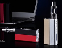 Absolutely cool e-cig 50w mod e cigarette e-cigarette smoke box with 2000mah battery