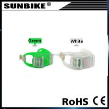 Sunbike nice well hot sale factory direct sale led light 2 silicone mini bike