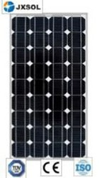 Hot sale monocrystalline solar panel 100W 18V