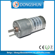Home Applicance 27mm DS-27RS370 electric dc gear motor