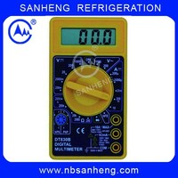 Digital Multimeter With Frequency (DT 830B)